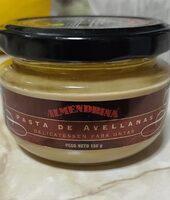 Pasta de avellanas - Product - es