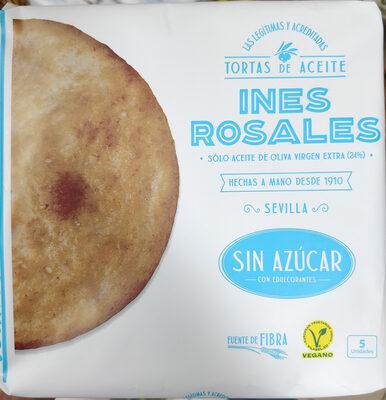 Tortas De Aceite Sin Azucar Inés Rosales