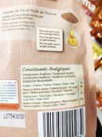 Comida Para Perros Mini Ultima Nature Cordero 1,25 KG - Voedingswaarden - en