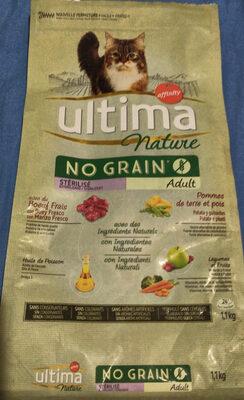 Ultima nature No grain, esterilizado, adulto - Product - es