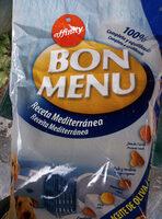Bon Menu - Receta mediterránea - Produkt - es