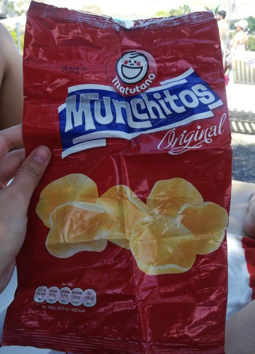 Munchitos original - Product - es