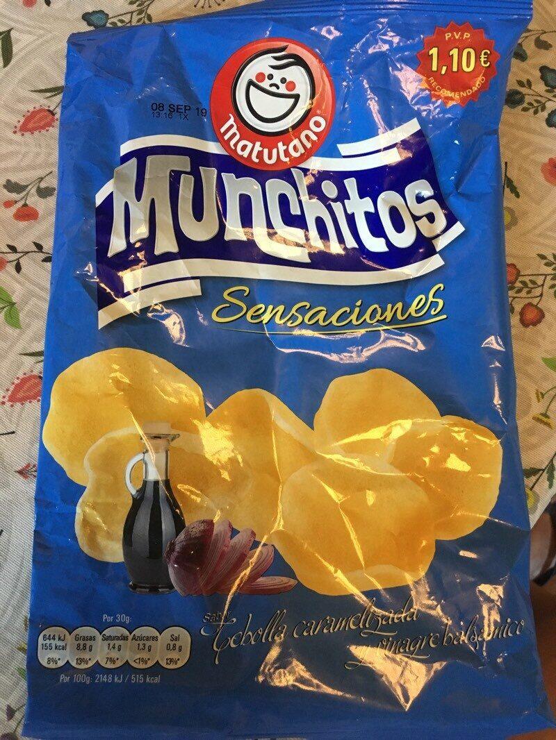 Munchitos Sensaciones - Produit - es