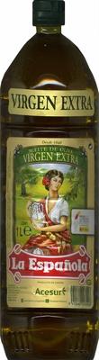Aceite de oliva virgen extra - Producte