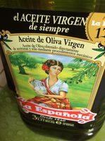Aceite de oliva virgen Aroma Andaluz bidón 3 l - Ingrediënten - fr