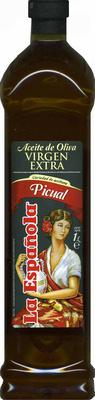 """Aceite de oliva virgen extra """"La Española"""" Variedad Picual - Producto"""