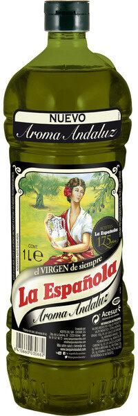 Aceite de oliva virgen Aroma Andaluz botella 1 l - Product - fr