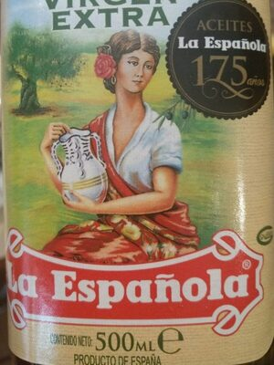 Aceite de Oliva Virgen Extra La Española - Product