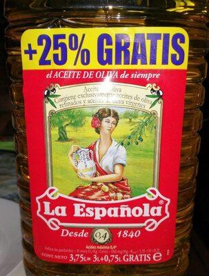 Aceite de oliva - Product - es