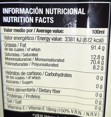 ACEITE DE OLIVA VIRGEN - Product - es