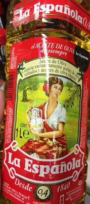 Aceite de oliva suave 0,4º botella 1 l - Product - es