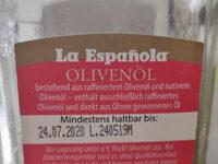 Olivenöl - Ingrediënten - de