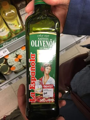 Natives Olivenöl Extra - Product - fr