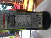 Aceite de oliva virgen extra - Ingredients