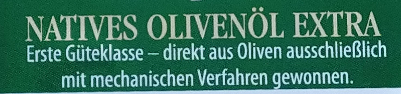 Natives Olivenöl Extra - Ingrediënten - de