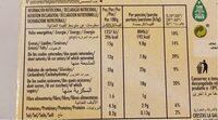 Magni - Informació nutricional - es