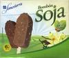 """Polos de soja recubiertos con chocolate """"Somosierra"""" Pack de 6 - Produit"""