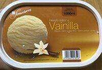 Helado sabor vainilla - Product - es