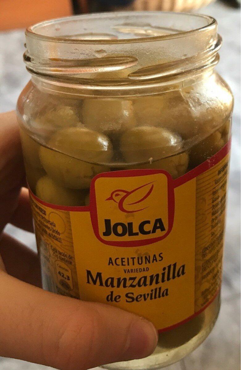 Aceitunas manzanilla de Sevilla sin hueso - Product - es