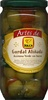 Aceitunas gordal aliñadas sin hueso frasco 360 g - Product