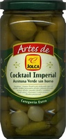 Artes de Jolca - Cocktail imperial - Producte