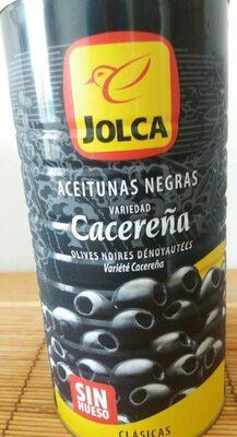 Aceitunas negras variedad Cacereña - Produit - es