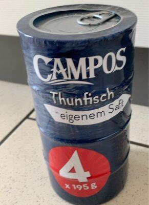 Campos Thunfisch - Product - en