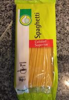 Espaguetis - Producto