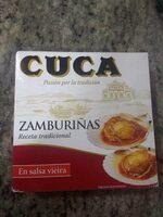 Zamburiñas - Product - es