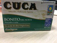 Bonito del Norte en aceite de oliva virgen extra - Producto - es
