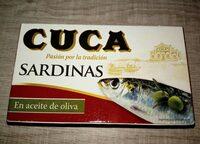 Sardinas aceite de oliva - Produit - fr
