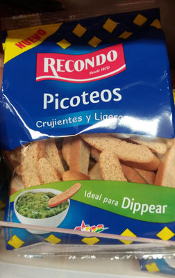 Picoteos - Producto