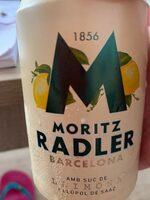 Moritz radler clara - Producte - es