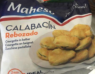 Calabacin - Produit - es