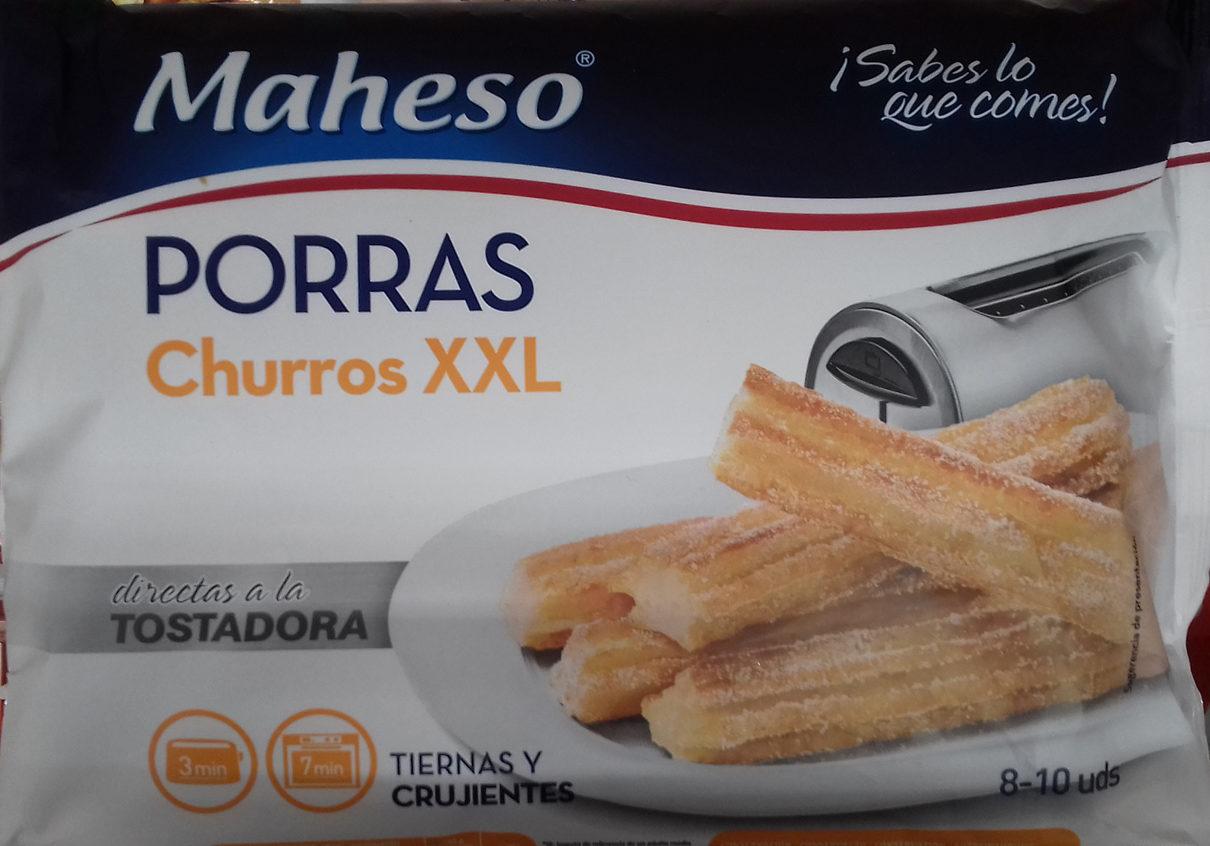 Porras Churros XXL - Producto
