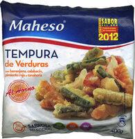 Tempura de verduras - Producto - es
