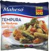 Tempura de verduras - Producto