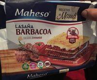 Lasaña Barbacoa - Produit - fr