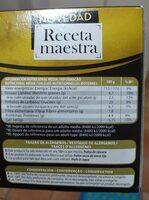 Croquetas de Piniento del Piquillo - Nutrition facts - es