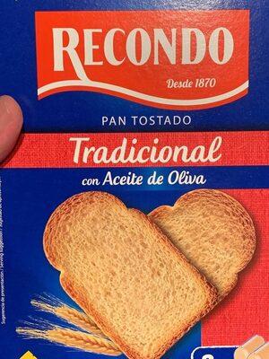 Pan tostado tradicional - Produit - es