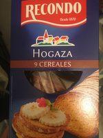 Hogaza 9 Cereales - Product