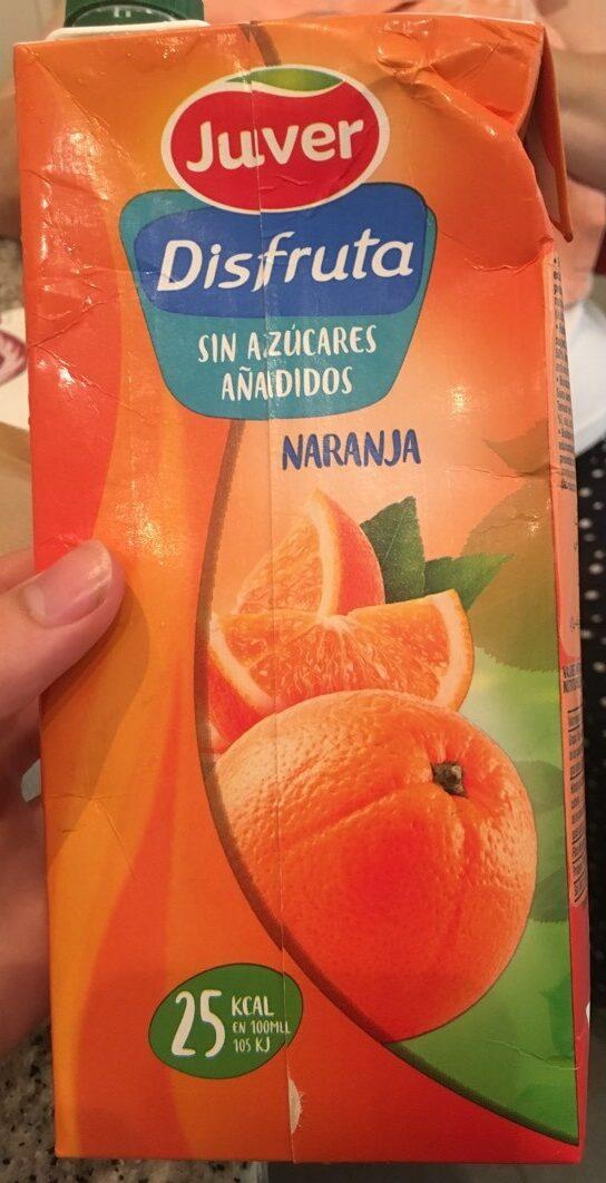 Juver Disfruta Naranja - Product