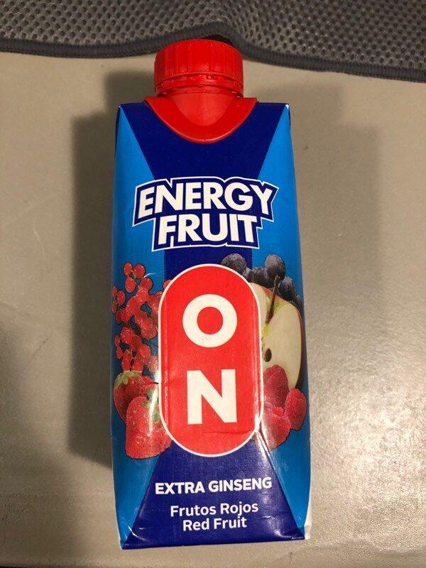 Energy fruit - Product