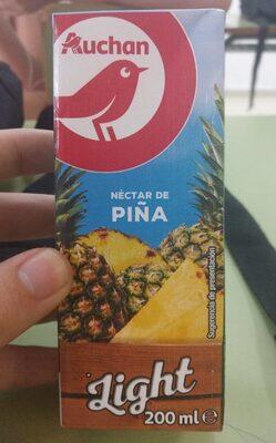 Nectar de piña light - Prodotto - es