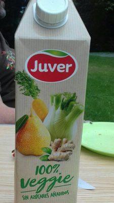 100%veggie - Produit - fr