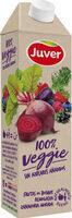 Veggies bebida de zumo de frutas del bosque sin - Produit - en