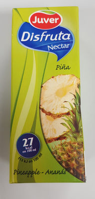Zumo de piña - sin azúcares añadidos - Producto - es