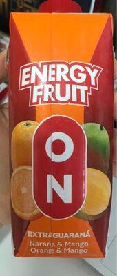 Zumo naranja & mango - Producte
