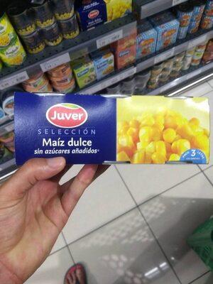 Maiz dulce sin azucares - Product