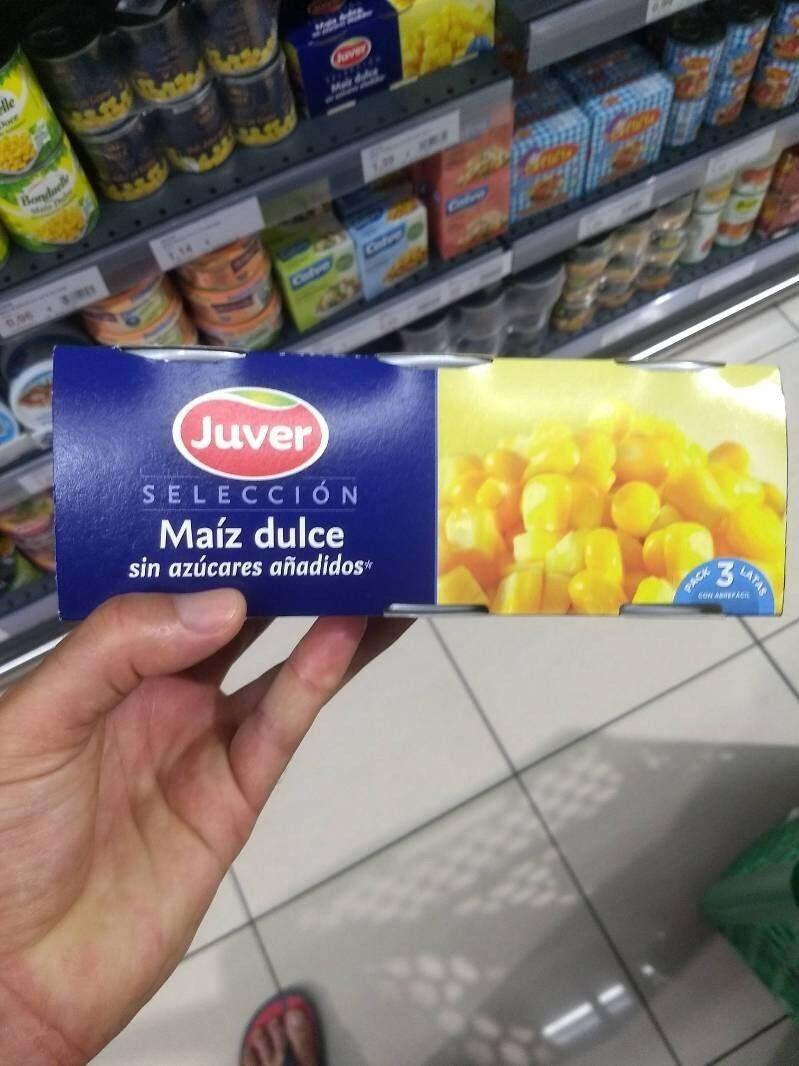 Maíz dulce - Product